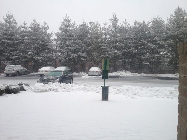 Cincinnati winter