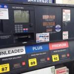 アメリカ、ハワイ、グアムの車のガソリンの入れ方を写真と動画で説明します