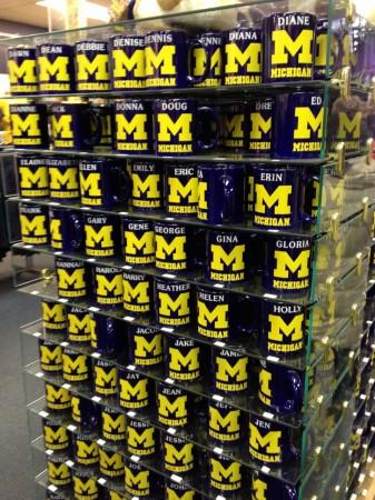 go blue ミシガン大学
