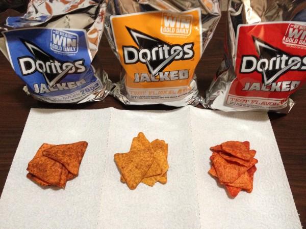 doritos mystery flavor