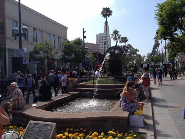 Third street LA