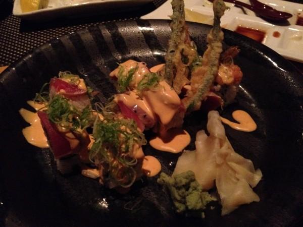 Sushi roku roll
