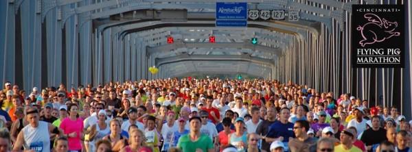 シンシナティ赴任の駐在員はフライングピッグマラソンに出ないとめちゃめちゃ損!
