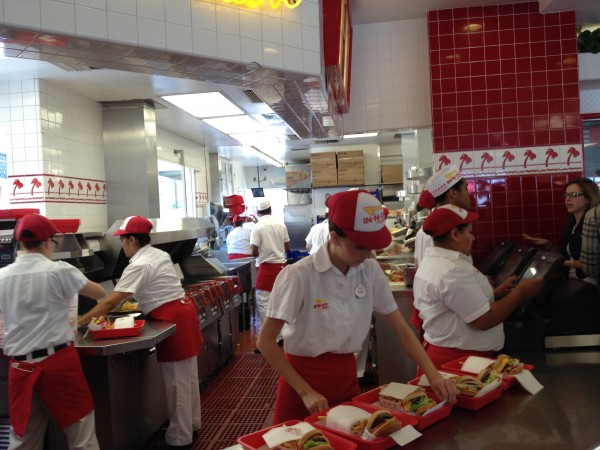 IN-N-OUT university