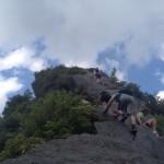 チムニートップス:グレートスモーキー山脈で圧巻のトレイルしてきた