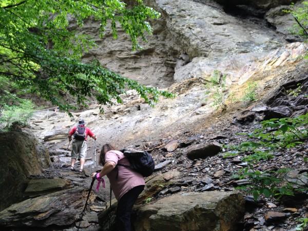 alum cave