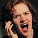 アメリカ人の電話の切り方:ビジネス編 相手の反応は確認しないでガチャッ!!が普通?