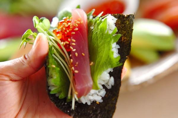 駐在員がアメリカ人を寿司ホームパーティに招待する際に注意した3つのこと