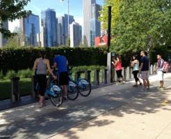 Chicago Divvy Bike