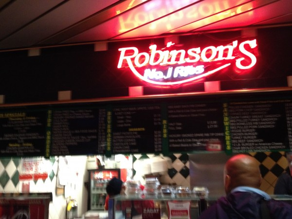 Robinson's Chicago Rib