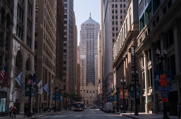 chicago 商品取引所