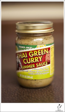 trader joe's green curry