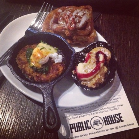 public house brunch