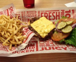 Smash Burger Fries