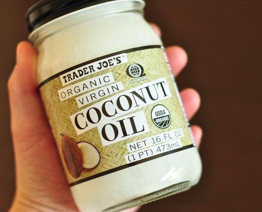 トレーダージョーズのココナッツオイル