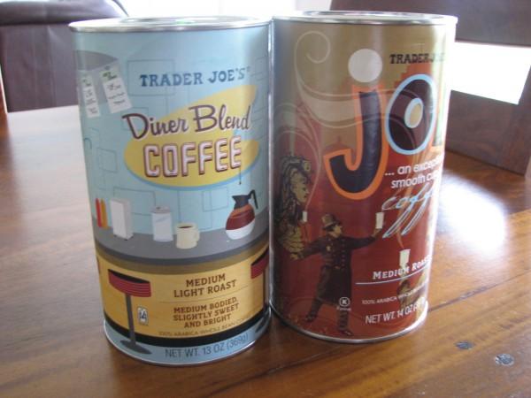 トレーダージョーズのコーヒー豆