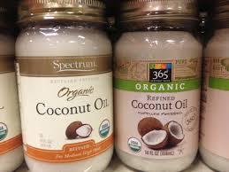 ホールフーズのココナッツオイル
