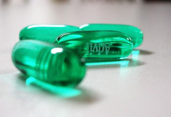 アメリカの風邪薬Advil