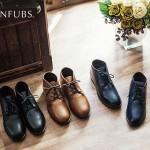 雨に濡れてもOKな革靴Rainfubsは一年中使えるアイテムです