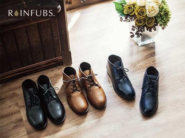 rainfubs革靴