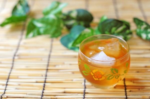 熱中症対策に麦茶