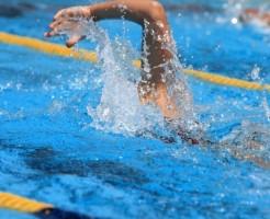 水泳でダイエット