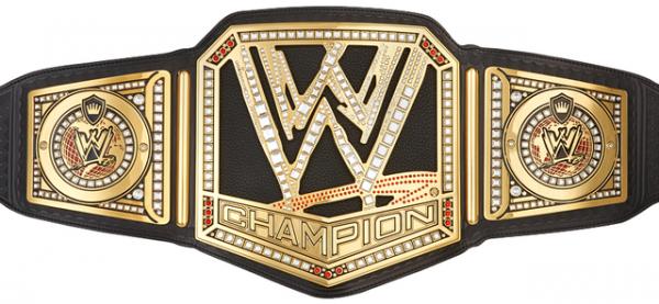 WWEチャンピオンベルト