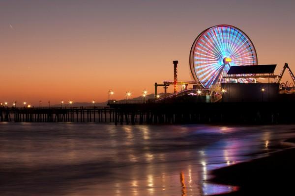 サンフランシスコ夜景