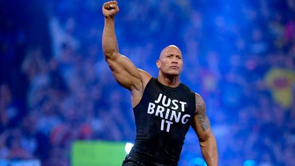 ザ・ロック WWEチャンピオン