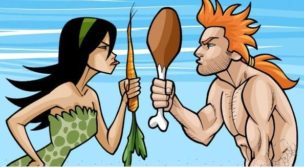 国際恋愛食事の対立
