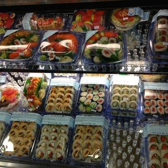 ワイキキSafewayの寿司