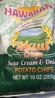 ハワイのsafewayポテトチップス