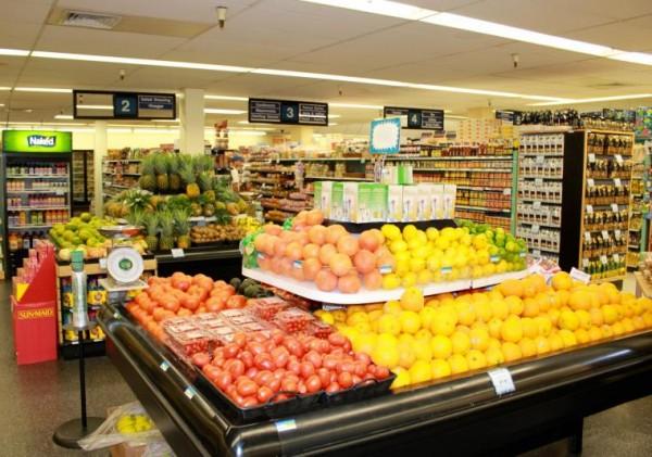 ワイキキのスーパー:food pantry2