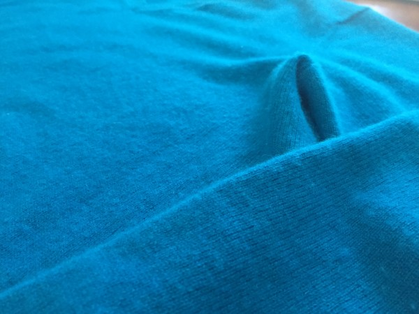 ユニクロのカシミヤ洗濯3