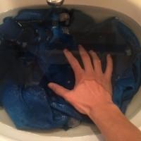 ユニクロのカシミヤ洗濯5