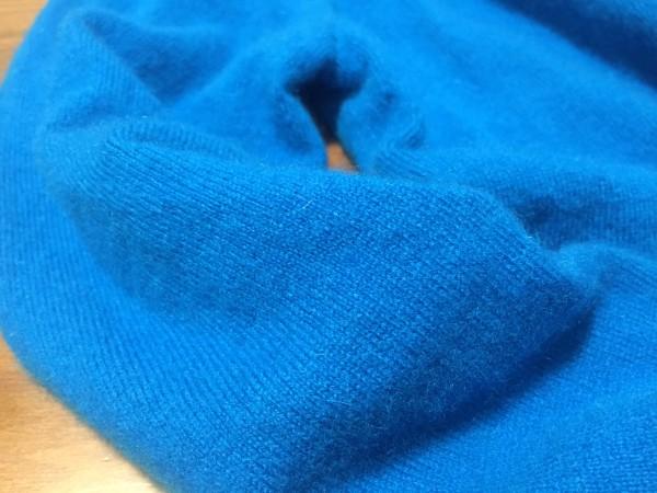 ユニクロのカシミヤ洗濯11