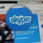 Skypeで突然の告白:アメリカ人の彼と英会話の勉強のつもりが恋愛に!?