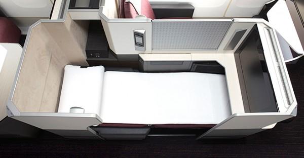 JAL777 ビジネスクラス搭乗機3