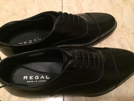 リーガル_革靴