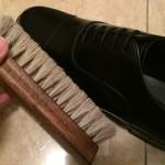革靴を最初に履く前にやるべき手入れ5つのステップ