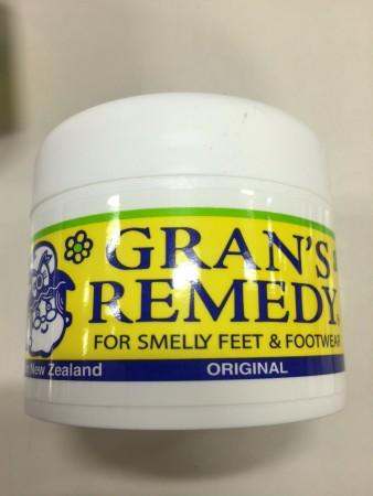 グランズレメディ革靴の消臭